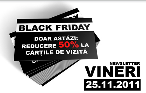 Black Friday by PRINTCENTER