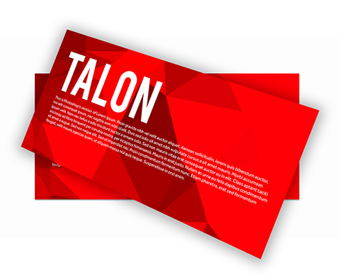 Taloane |  PRINTCENTER - Tipar digital, offset, indoor, outdoor