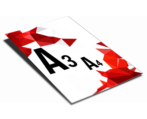 A4 / A3 color - de la 0.24 LEI |  PRINTCENTER - Tipar digital, offset, indoor, outdoor