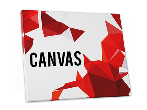 Canvas |  PRINTCENTER - Tipar digital, offset, indoor, outdoor