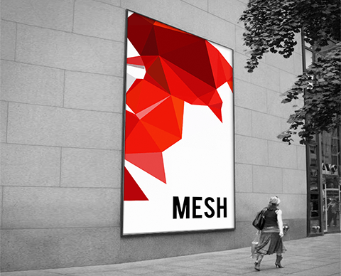 Mesh - de la 3.00 LEI |  PRINTCENTER - Tipar digital, offset, indoor, outdoor