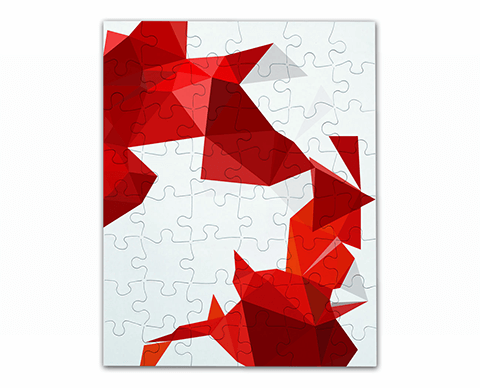 Puzzle |  PRINTCENTER - Tipar digital, offset, indoor, outdoor