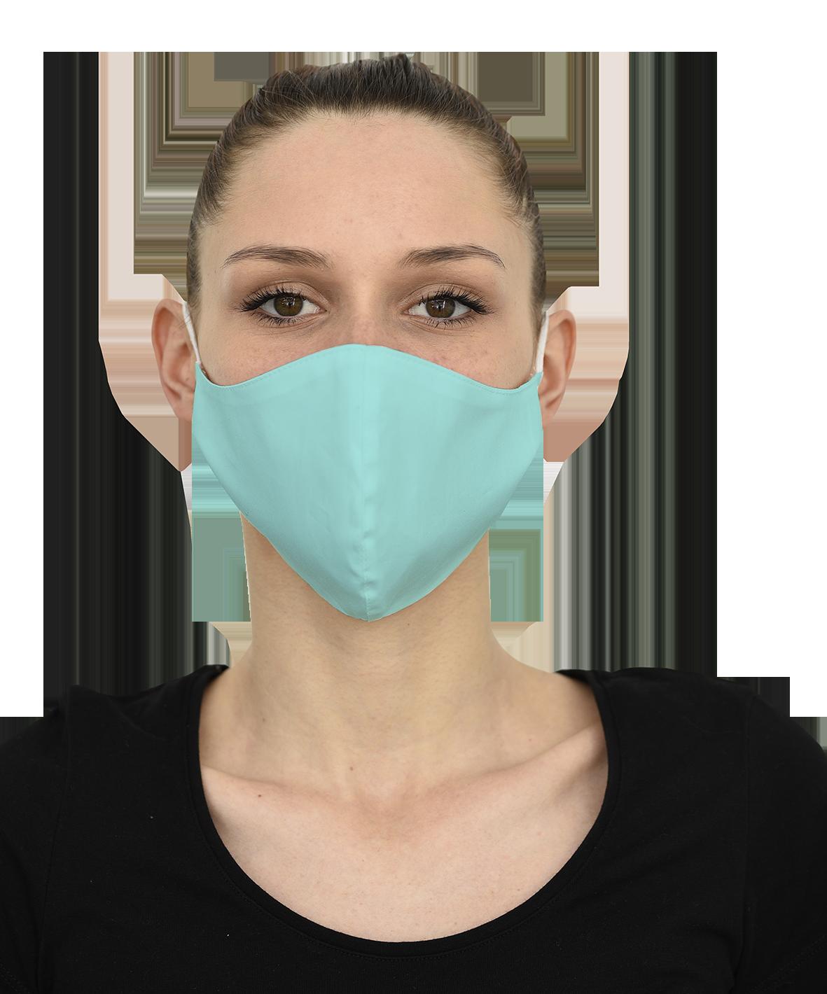 Mască Turquoise - 29 LEI |  PRINTCENTER - Tipar digital, offset, indoor, outdoor