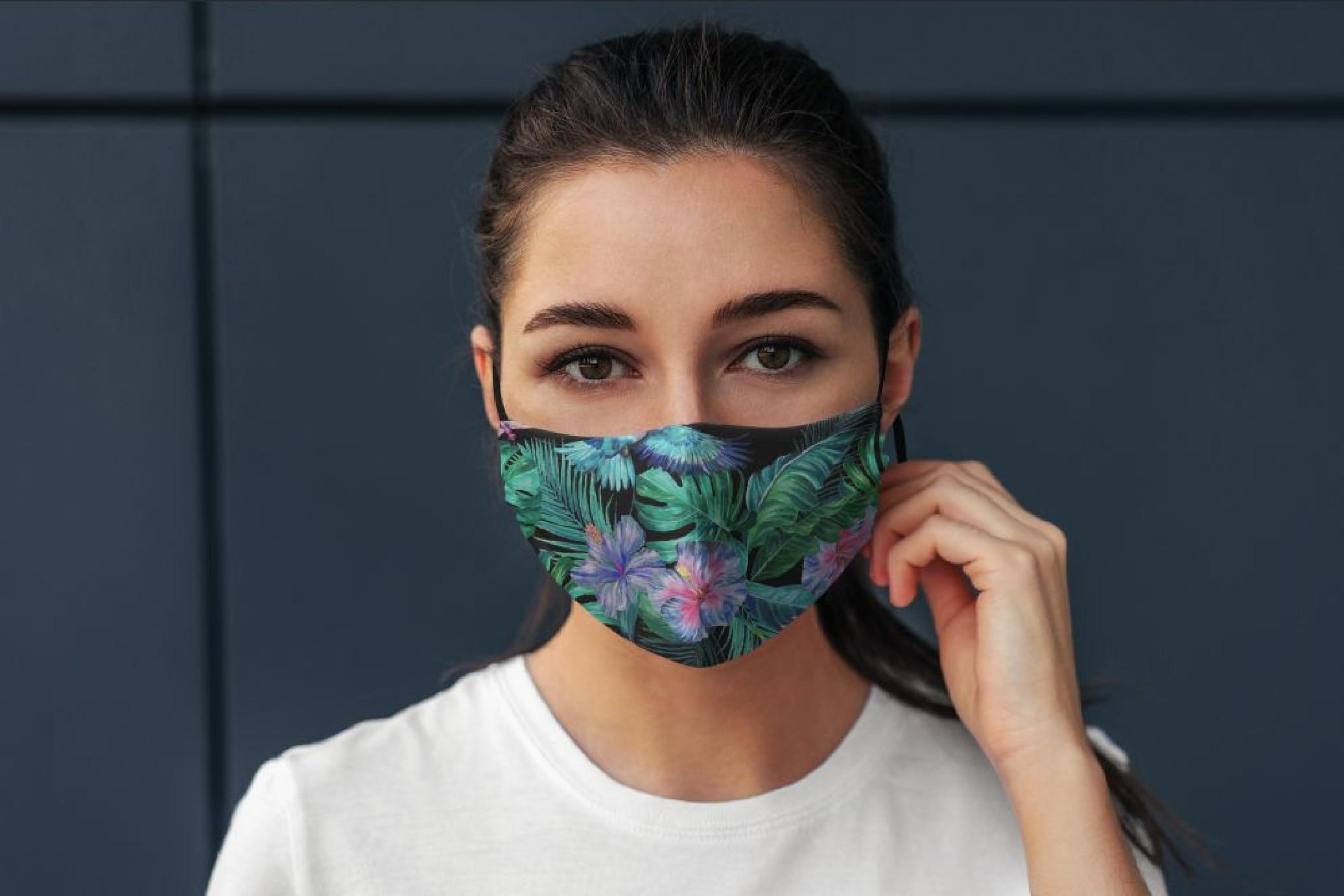 Mască Exotic