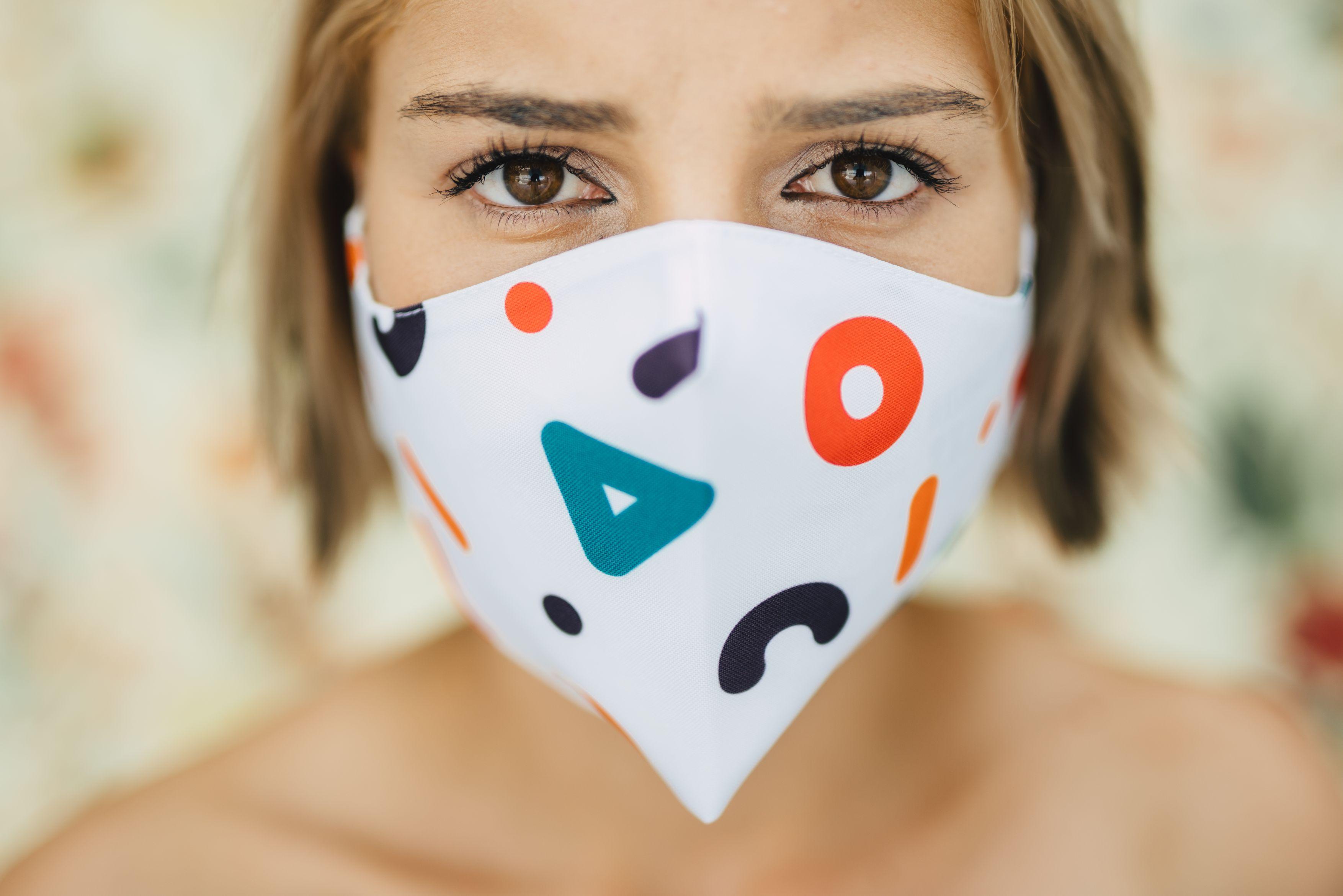 Mască FLORIDA - 29 LEI |  PRINTCENTER - Tipar digital, offset, indoor, outdoor