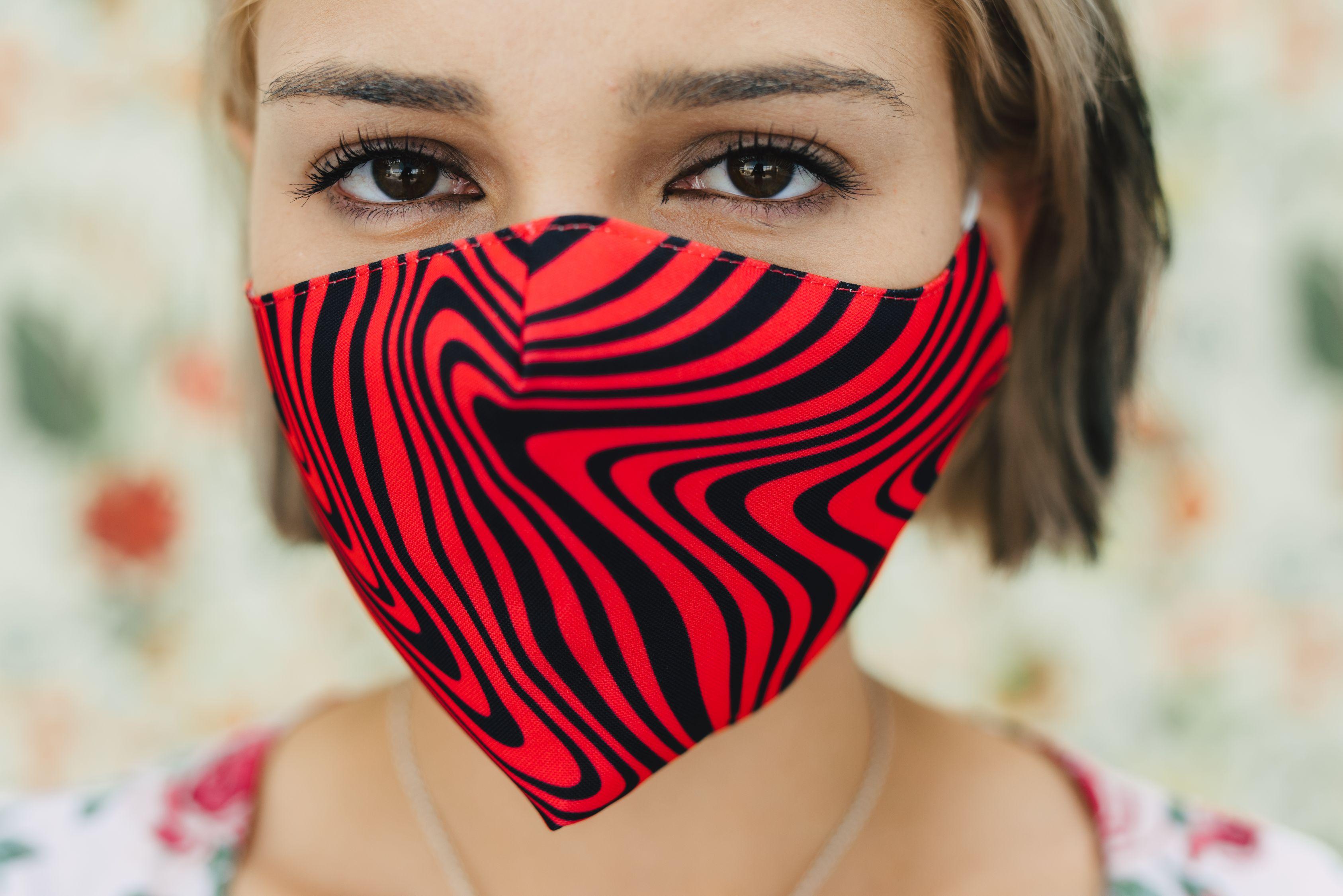 Mască GLAM - 29 LEI |  PRINTCENTER - Tipar digital, offset, indoor, outdoor