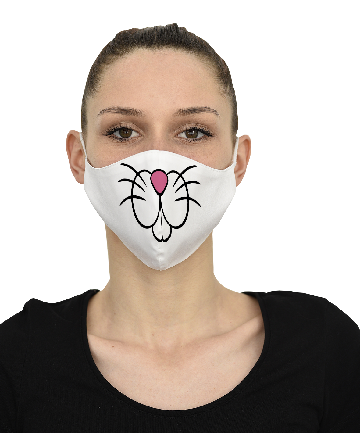 Mască BUNNY - 29 LEI    PRINTCENTER - Tipar digital, offset, indoor, outdoor