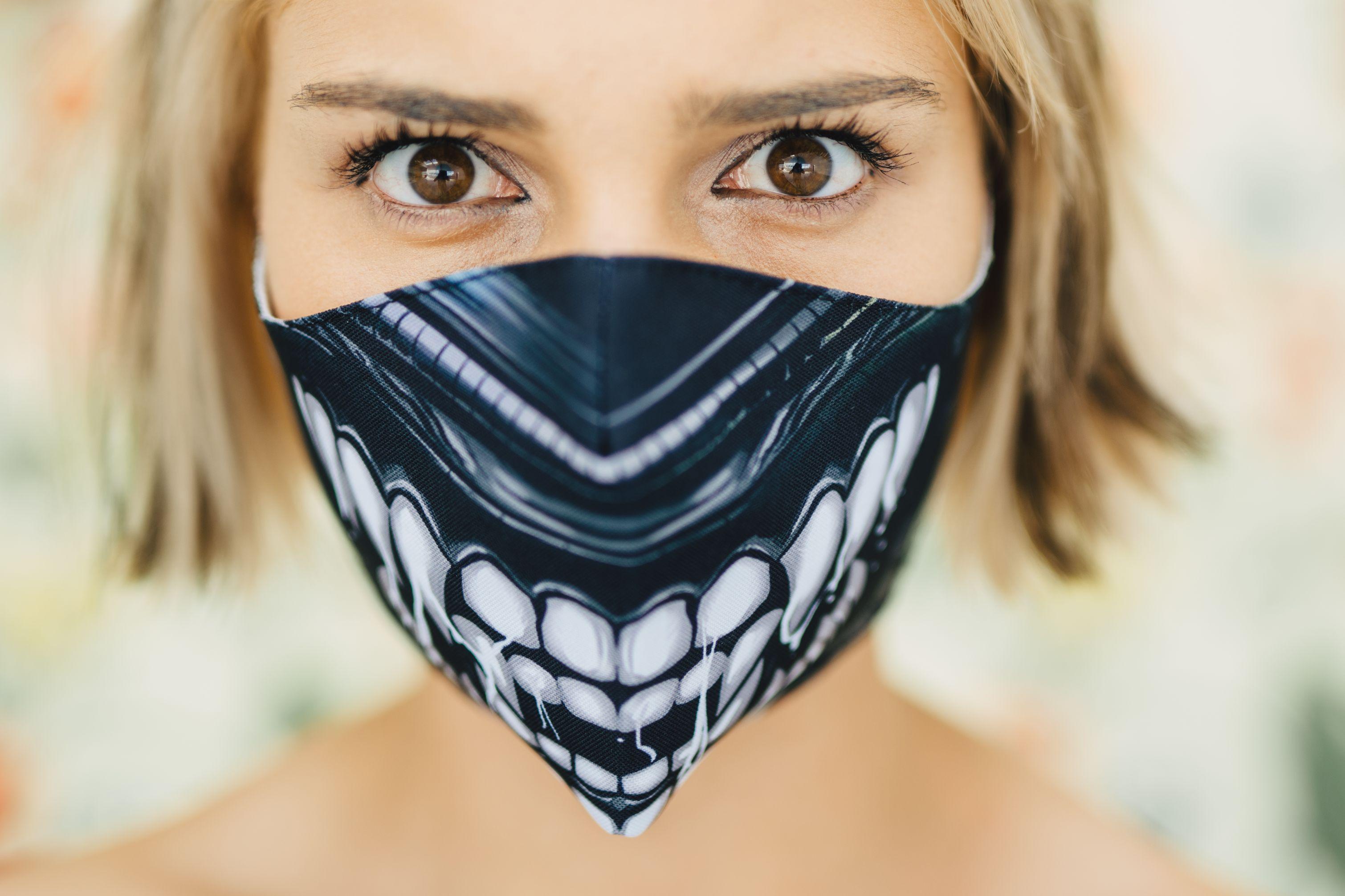 Mască Alien
