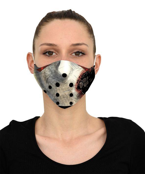 Mască Jason - 29 LEI |  PRINTCENTER - Tipar digital, offset, indoor, outdoor