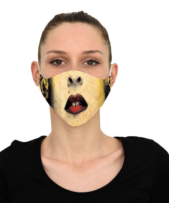 Mască Marylin - 29 LEI |  PRINTCENTER - Tipar digital, offset, indoor, outdoor