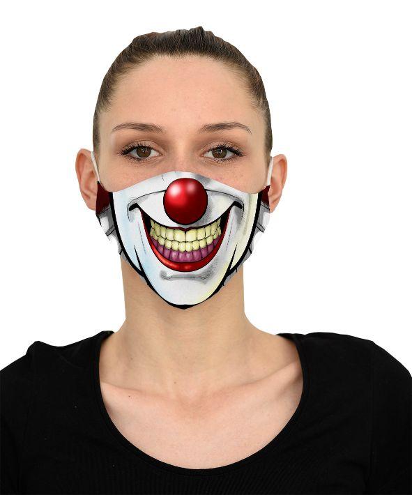 Mască Pennywise - 29 LEI |  PRINTCENTER - Tipar digital, offset, indoor, outdoor