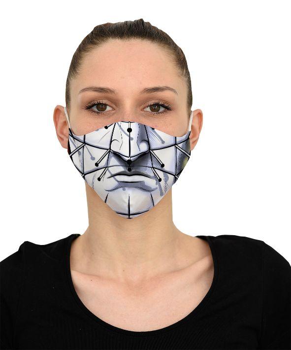 Mască Pinhead